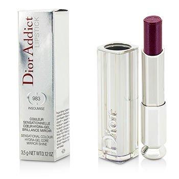 Dior Addict Shine - Christian Dior Dior Addict Hydra Gel Core Mirror Shine Lipstick - #983 Insoumise 3.5g/0.12oz
