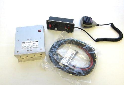Whelen 295HFSA7 295 Series Siren Amplifier Kit 100w Dual Amp w 12 Tones 01-0464499-00