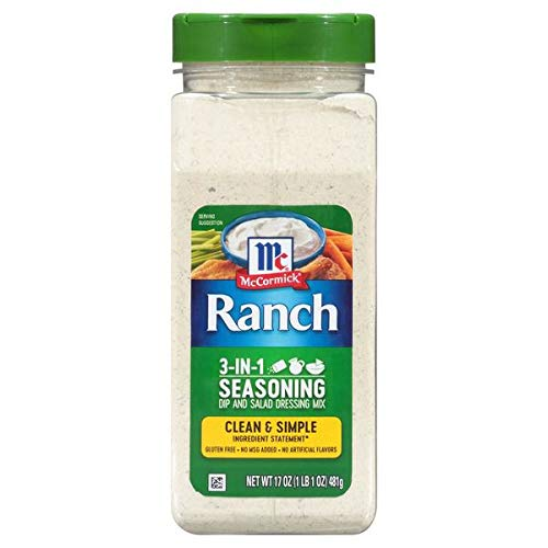McCormick Expect More Dry Ranch Seasoning, 17 ()