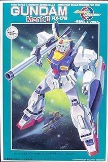1/220 Gundam Mk.2 (220 Ken)
