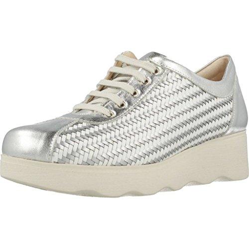 Plateado Para Pitillos Pitillos Color Marca Plateado Zapatos Modelo 5113v18 Mujer Mujer wOqtdnP7