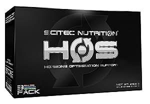 Scitec Daa Pro Sistema Optimizador de Hormonas 250 capsulas