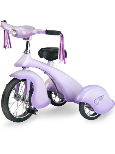 Morgan Cycle Morgan Lavender Retro Trike by Morgan Cycle