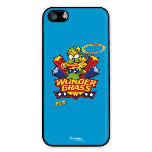 Diabloskinz H0081-0066-0069 Wondergrass Schutzhülle für Apple iPhone 5/5S