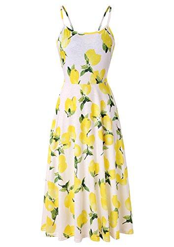 vase Femme Ajustable Robe Robe Floral Sans Bretelles Fleur1 Swing Ehpow A ete Manches 5wv6xXZqX