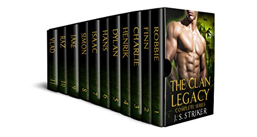 The Clan Legacy Complete Series Box Set cover