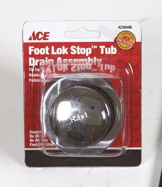 FOOT LOK STOP ASSMBLY PC -