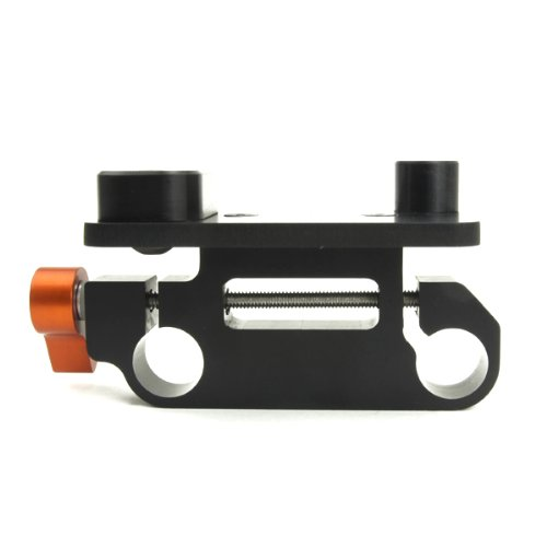 Jag35 QRGSV2 Quick Release Gorilla Stand for DSLR (Black/Orange)