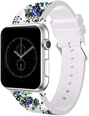 a171038447a Amazon.com  Bracelete For Apple Watch Bands