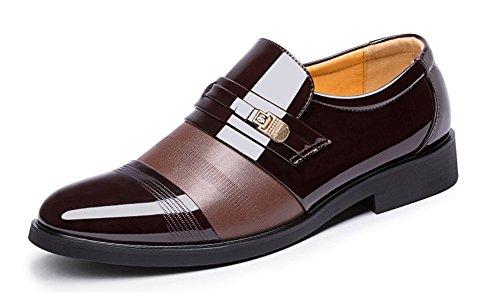 Estate Scarpe in da uomo brown Uomo da XIE Business uomo 37 45 Fashion lavoro Primavera Scarpe da Scarpe Scarpe pelle 65f0nYwq