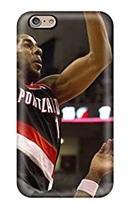 Elliot D. Stewart's Shop portland trail blazers nba basketball (6) NBA Sports & Colleges colorful iPhone 6 cases 7135186K207465585