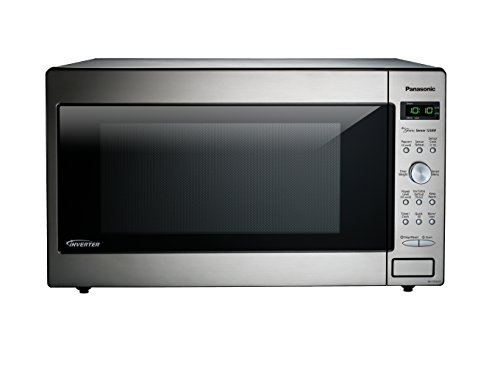 Cheap Panasonic Microwave Oven NN-SD945S Stainless Steel Countertop/Built-In with Inverter Technology and Genius Sensor, 2.2 Cu. Ft, 1250W