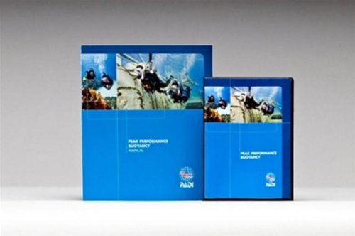 PADI Peak Performance Buoyancy Crew Pack Training Materials for Scuba (Buoyancy Control)