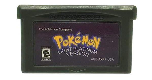 download pokemon light platinum final version gba