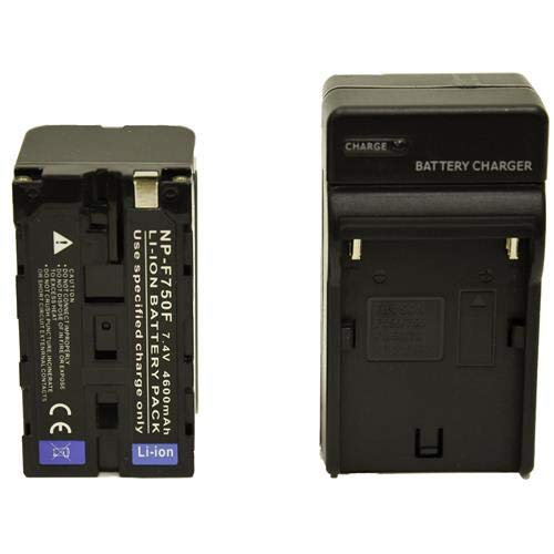 Intellytech L-Series NP-F750 4600mAh Battery with Charger Kit by Intellytech