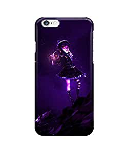 Of legends gothic annie game characters lol ?custom iphone 6 Plus 5.5 inches case,durable iphone 6 Plus hard full wrap back case cover for iphone 6 Plus 5.5""