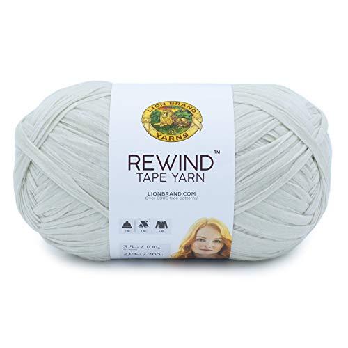 Lion Brand Yarn Rewind yarn, ELM