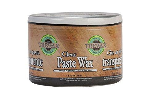 Trewax 887101016 Trewax Clear Paste Wax (Trewax Clear Paste Wax)