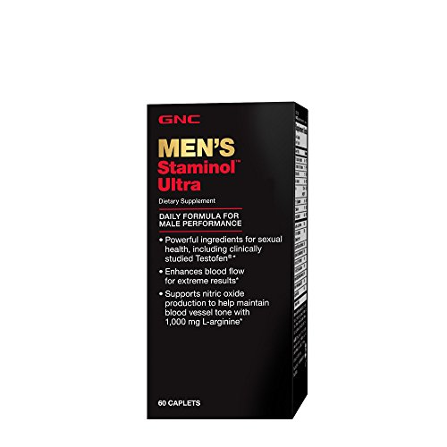 GNC Mens Staminol Ultra ()