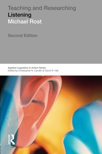 Teaching and Researching: Listening (Applied Linguistics...