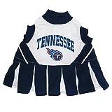 Pet Care Preferred Tennessee Titans Cheerleader Dog Dress - Medium