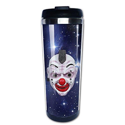 SUNpp Music Slipknot Face Logo Coffee Thermos & Vacuum (Simboli Di Halloween)