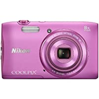 Nikon digital camera COOLPIX S3600 pink S3600PK