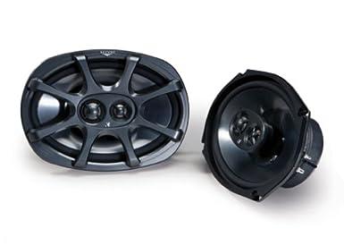 Kicker 08KS6930 KS-Series 6-Inch x 9-Inch 152mm X 229mm 3-Way Speaker