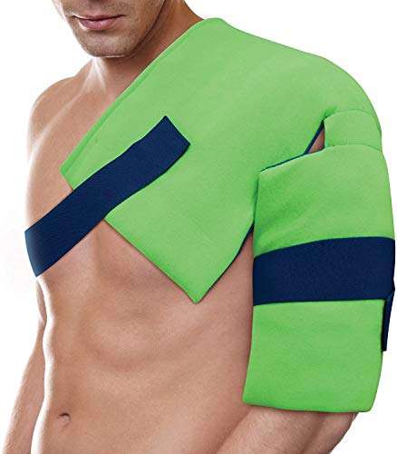 Polar Ice Shoulder and