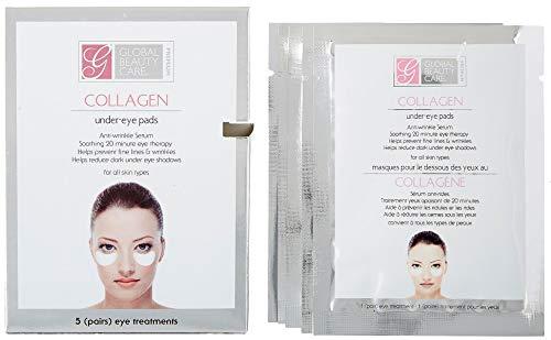 Global Beauty Premium Collagen Anti-wrinkle UnderEye Pads ()
