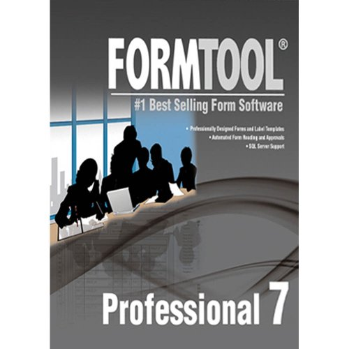 FormTool Professional Version 7 [Download] by Encore