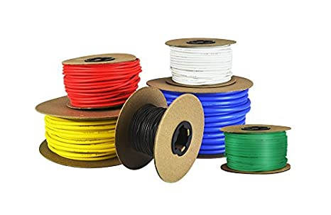 Remarkable Amazon Com 12 Awg Gauge Silicone Wire Fine Strand Tinned Copper Wiring Digital Resources Inklcompassionincorg