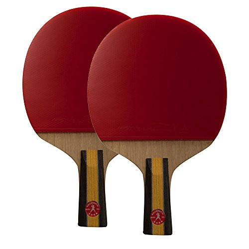 Set of 2 Killerspin Jet 600 Table Tennis Ping Pong Paddles