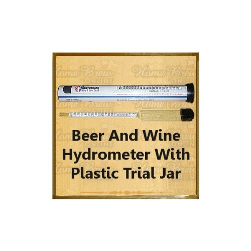 Stevenson Hydrometer With Trial Jar Case by Home Brew Online by Home Brew Online (Image #2)