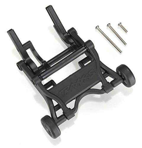 Traxxas 3678 Wheelie Bar Assembly for Traxxas 2WD Electric Vehicles (Traxxas Rc Motor Brushless)