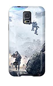 Leslie Hardy Farr's Shop Best Snap On Hard Case Cover Titanfall Protector For Galaxy S5 9705465K56526510