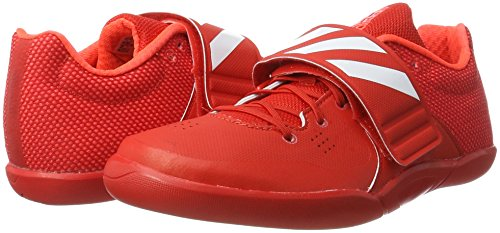 Ftw Rouge Discus Hammer Adizero Unisexe Throw Athltisme Adidas Rouge Blanc Chaussures rouge q0zZxREwq4