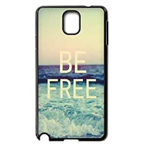 Be Free Personalized Cover Case for Samsung Galaxy Note 3 N9000,customized phone case ygtg580196