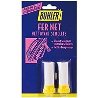 Buhler - Nettoyant fer à repasser - spécial semelles - 2 bâtonnets