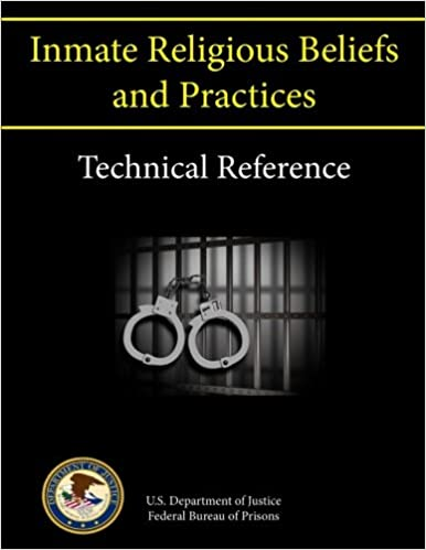 Inmate Religious Beliefs and Practices - Technical Reference