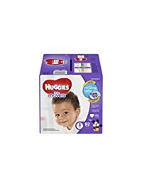 HUGGIES Little Movers Diapers, Size 3, 92 Count BOBEBE Online Baby Store From New York to Miami and Los Angeles