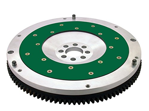 Fidanza Performance 130891 Flywheel-Aluminum PC To7 High Performance Lightweight with Replaceable Frictio