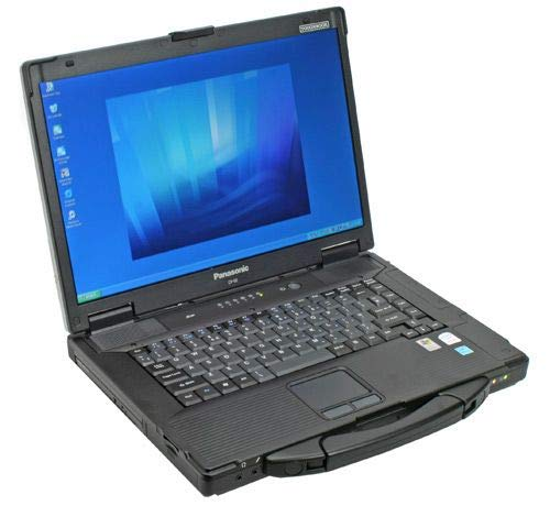 - Panasonic Toughbook CF-52 MK3, i5-M520 @2.40GHZ, 15.4
