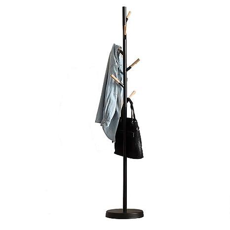 Amazon.com: Perchero simple de pie para colgar abrigos ...