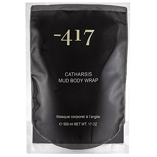 -417 Body Wrap Pure Dead Sea Black Mud Cosmetics Catharsis Mask - Beauty Body Care Wraps For Weight Loss, Cellulite, Stretch Marks, Detoxify Your Skin from -417