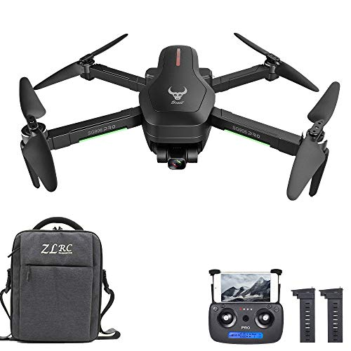 ZLL Beast SG906 PRO 2 GPS RC Drone with Camera 4K 3-axis Gimbal Brushless Motor 5G Wifi FPV Optical Flow Positioning…