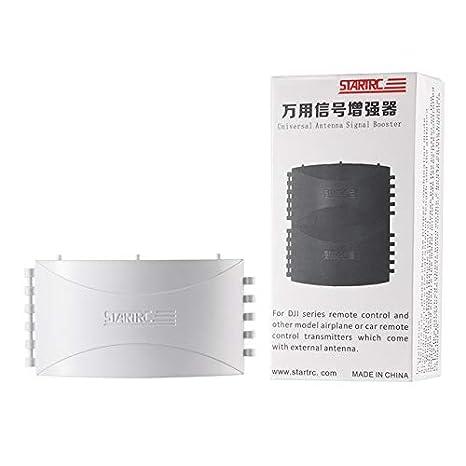 Blanco Paquete de 4 Piezas Honbobo Antena Amplificador de se/ñal Extensor de Alcance para XIAOMI FIMI X8 SE Control Remoto