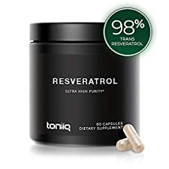 Ultra High Purity Resveratrol Capsules -...