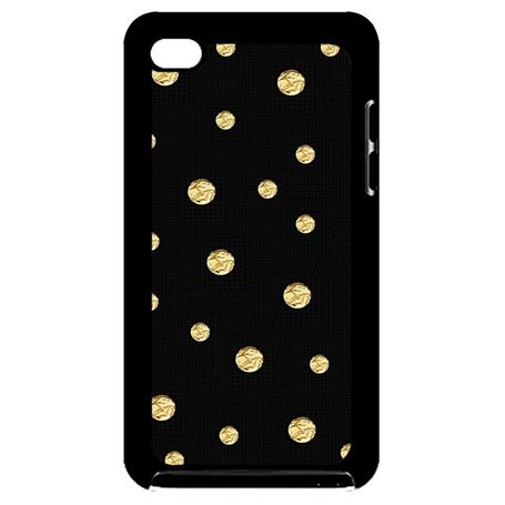 Dramatic Sparkle Dots iPod Touch 4 Generation 4th Ultra Slim Back Case Cover Stunning Individualized