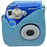 Amazon.com : Polaroid PIC-300 Instant Film Camera (Blue) : Instant ...